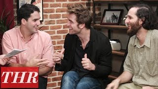 "Robert Pattinson & The Safdie Brothers On Their First ""Movie Movie"" 'Good Time'   THR"