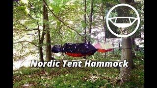 Nordic Tent Hammock - Dansk hængekøje