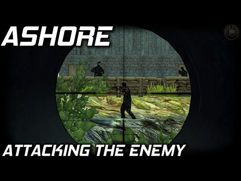 Ashore Craft and Escape Survival | Attacking Enemy Bases | EP5 | Ashore Gameplay