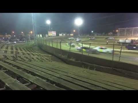 Belle Clair Speedway July 27 2018 Purestock Feature
