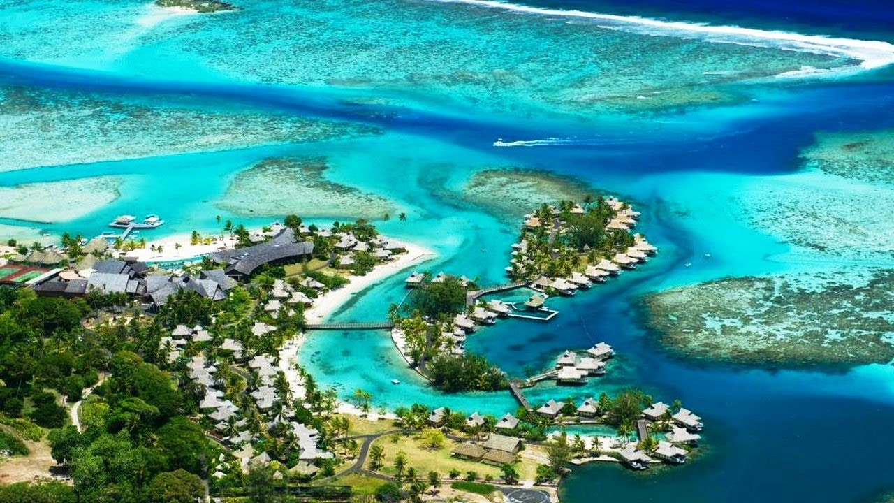 Top10 Recommended Hotels In Moorea Moorea Island French Polynesia