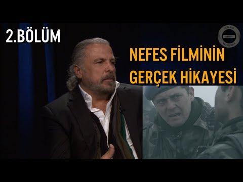 Nefes Filminin 'Sen Uyursan Ölürsün' Sahnesinin Gerçek Hikayesini Mete Yarar Anlatıyor 2.Bölüm