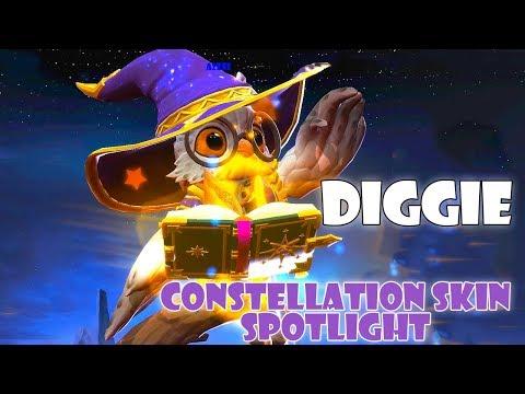 Diggie Constellation Skin Spotlight | Mobile Legends : Bang Bang thumbnail