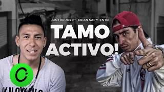 TAMO ACTIVO (LETRA)