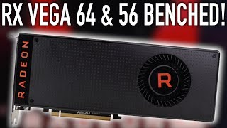 AMD's RX Vega 56 & 64 Beyond The Hype