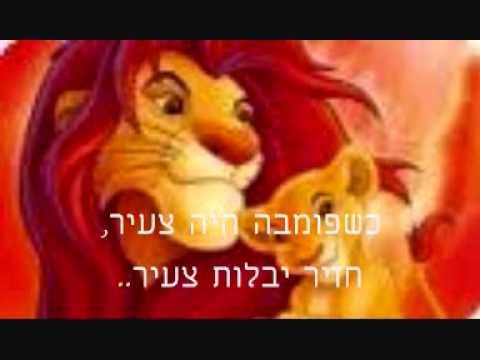 מלך האריות - אקונה מטטה