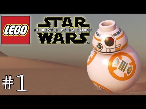 LEGO Star Wars Le Réveil de la Force FR #1 poster