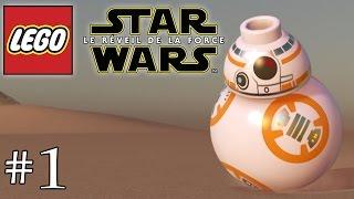 LEGO Star Wars Le Réveil de la Force FR #1