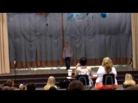 Jackson At The Thorpe Creek Talent Show