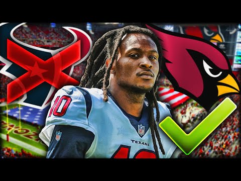 The REAL Reason Why The Texans Traded DeAndre Hopkins for NOTHING