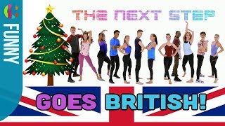 The Next Step Go British | Christmas Dinner Dilemma