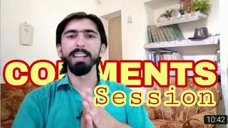 Coments Session with Munzir Waqas || Business School, Cloth Business