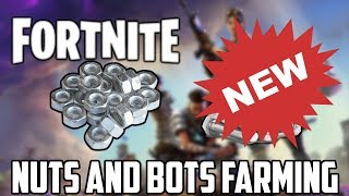How to Farm Nuts and Bolts After The Patch | Fortnite Farming Guide