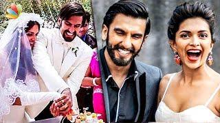 Deepika Padukone Confirms Marriage Date with Ranveer Singh | Hot Cinema News