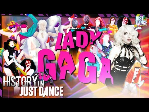 Just Dance | Lady Gaga | JD 2014 - JD 2018 | History in Just Dance