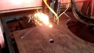 Cnc gas cutting (pionner cnc malang)