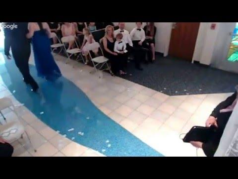 Scott and Melanie Wedding