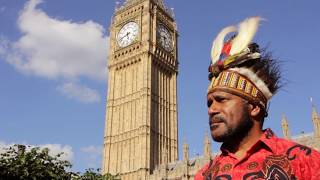 The Road to Home (trailer) - documentary about Benny Wenda (Dancing Turtle Films)