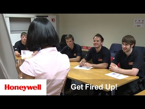 Get Fired Up! The Gent by Honeywell Apprenticeship Scheme | Commercial Buildings | Honeywell