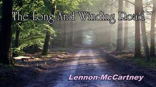 The Long And Winding Road Lennon-McCartney guitar Taylor 314 CE & G...