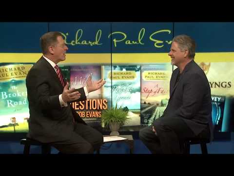 Richard Paul Evans, New York Times Best-Selling Author - YouTube