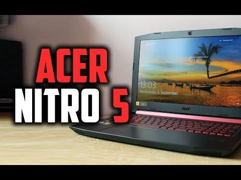 Acer Nitro 5 Review - A Great Affordable Gaming Laptop