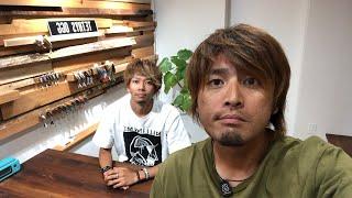 メガバスプロスタッフ COUNTERCLOCKWISE G.&Vo. Katsuu (かつぅ) Instag...