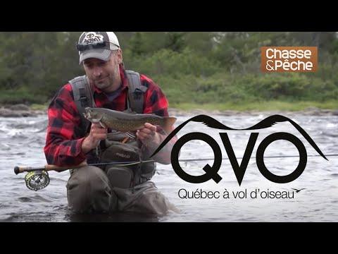Pêche de rêve à la Pourvoirie Mirage Aventures - QVO saison 8