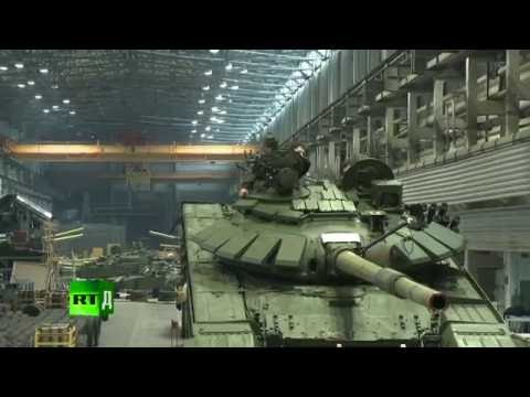 "Tanks Born in Russia (E9) Getting over the ""negative energy"" and the pressure of the competition"