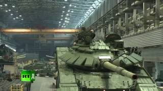 "Tanks Born in Russia (E9) Getting over the ""negative energy"" and the pressure of the competition thumbnail"