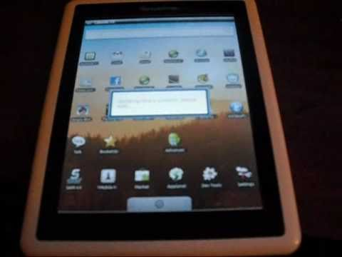 how to root your pandigital 7 to turn it into an android tablet rh youtube com Pandigital Planet Pandigital PRD07T20WBL7