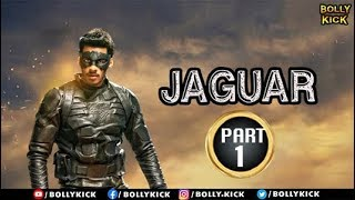 Jaguar Full Movie Part - 1 | Hindi Dubbed Movies | Nikhil Gowda Movies | Action Movies