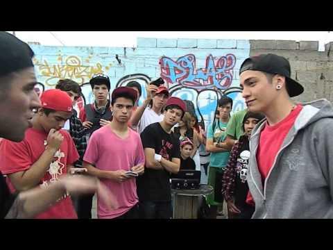 Batalla Freestyle - MAURY (Caleta Olivia) vs ZAPP - Evento tribal mania 15/12/13