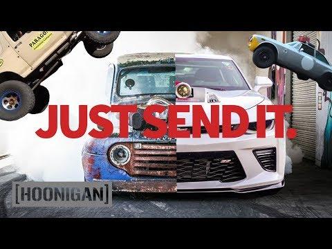 Just Send It. [Vol 1] //DTT238