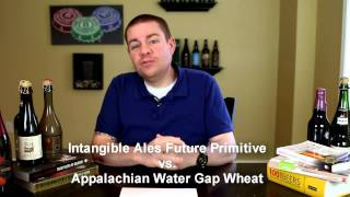 Intangible Ales Future Primitive vs. Appalachian Brewing Water Gap Wheat | Penn Live Beer Brackets