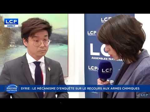 lcp---interview-du-député-joachim-son-forget---syrie---11-avril-2018