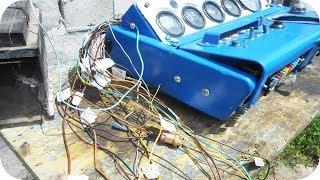 Восстановление электропроводки трактора МТЗ