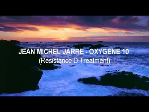 Jean Michel Jarre - Oxygene 10 (Resistance D remix)