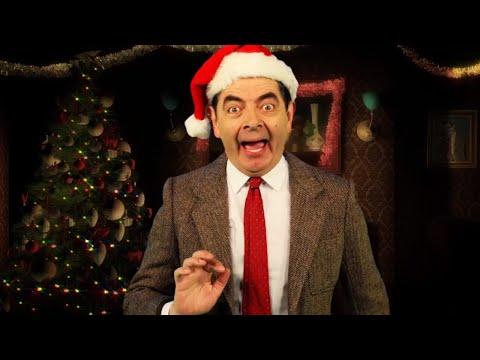Festive Bean | Handy Bean | Mr Bean Official