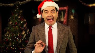 Festive Bean | Handy Bean | Mr Bean Official