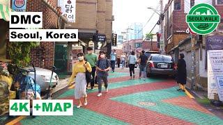 퇴근시간 상암 DMC in Seoul, Korea, J…
