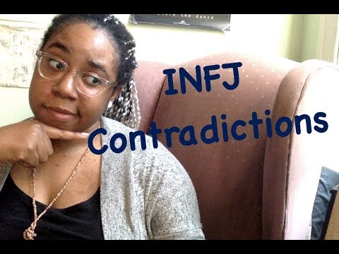 INFJ PARADOX    SO what are you about?! - YouTube