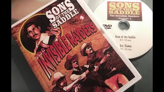 Sons of the Saddle (1995) B-Western Serial Chapter 4: The Invisible Rayders