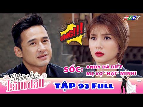 Muôn Kiểu Làm Dâu - Tập 93 Full | Phim Mẹ chồng nàng dâu -  Phim Việt Nam Mới Nhất 2019 - Phim HTV