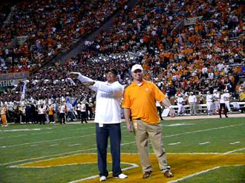 Tennessee - Andy Kelly & Carl Pickens