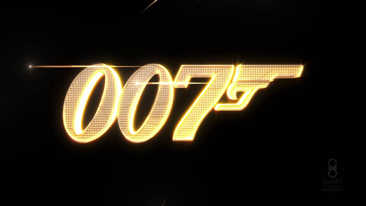 007 Fan Art 3d Logo Reveal Animation Youtube