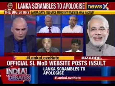 India Debates: Outrageous Modi-Jaya 'Love' spoof