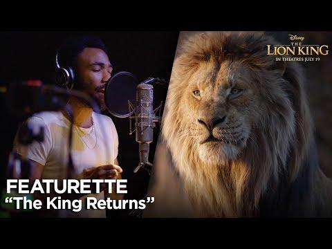 """The King Returns"" Featurette | The Lion King"