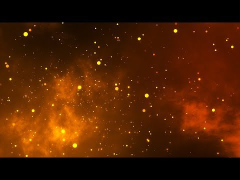 after effects particle background animation tutorial | gold particles  |adobe after effects tutorial thumbnail