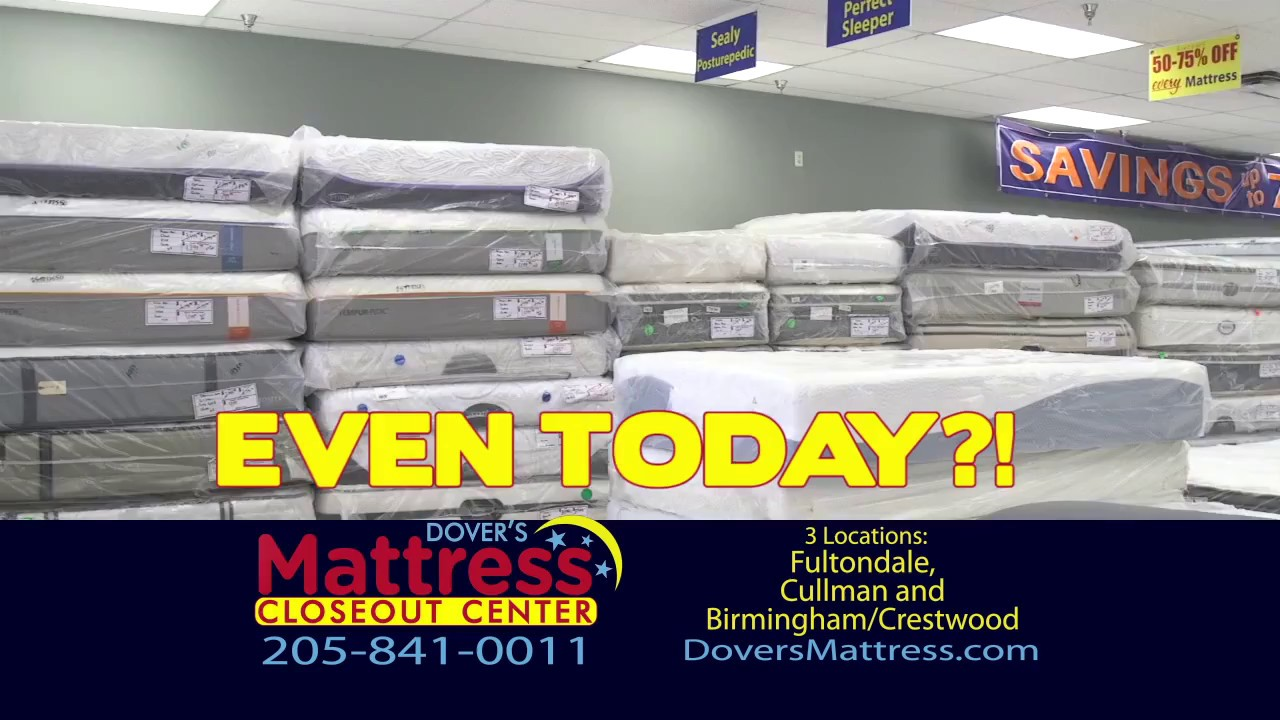 dover s mattress closeout center 2017 commercial located